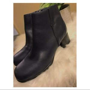 Vintage square toed boots